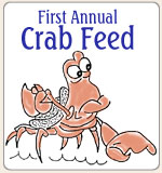 Crab feed picture