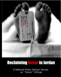 "Cover of book on ""Honor Killings"""