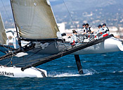 America's Cup racer